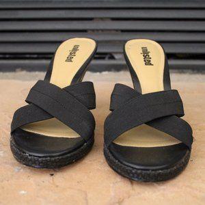 Unlisted Black Stiletto heels